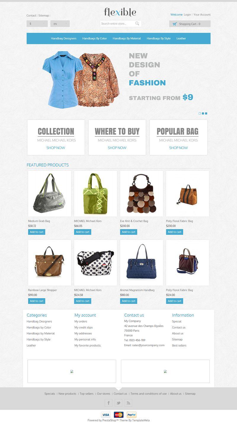 PRS060135 – Fashion Store