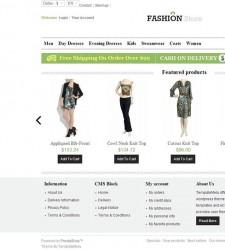 PRS060136 – Fashion Store
