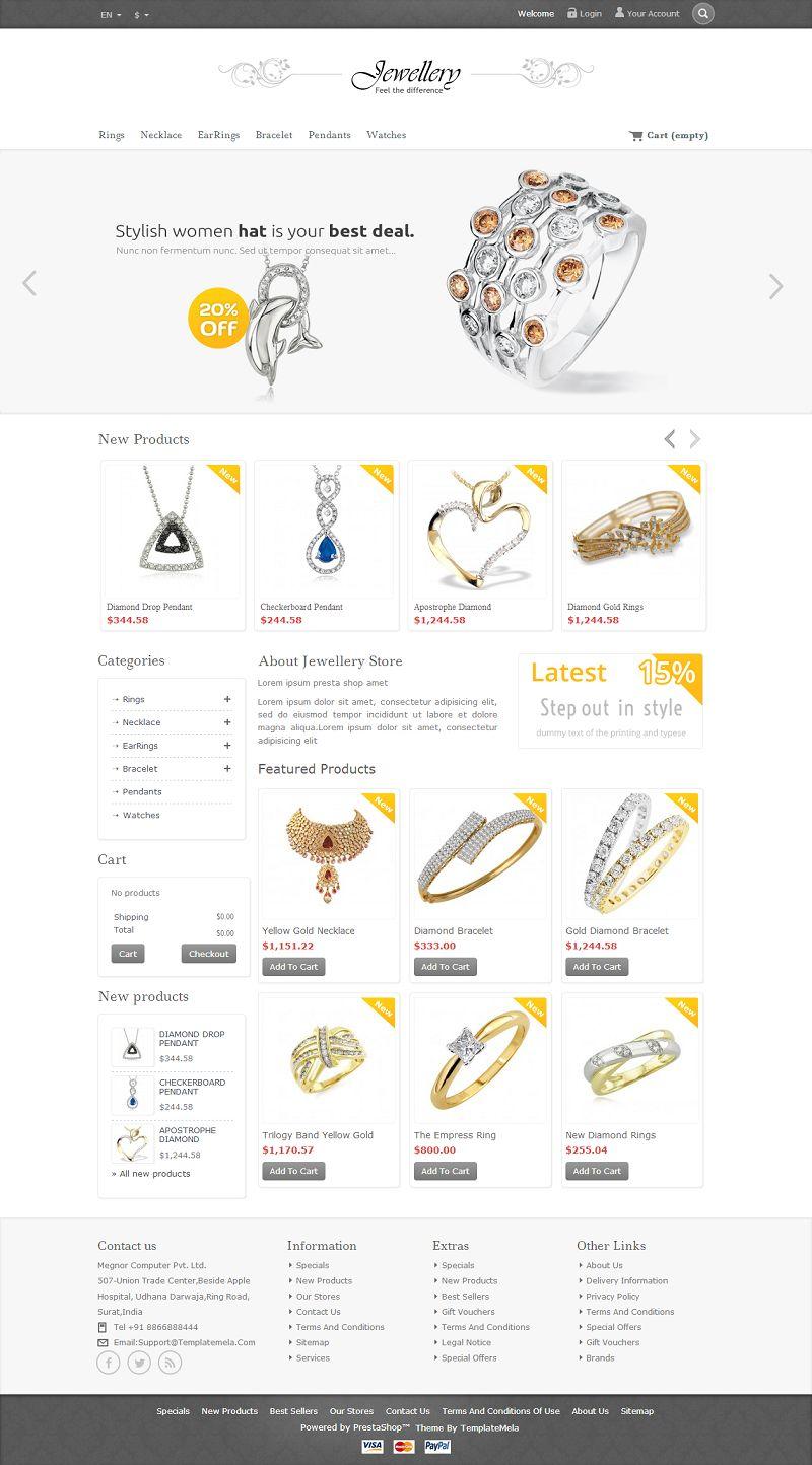 PRS060138 – Jewelry Store