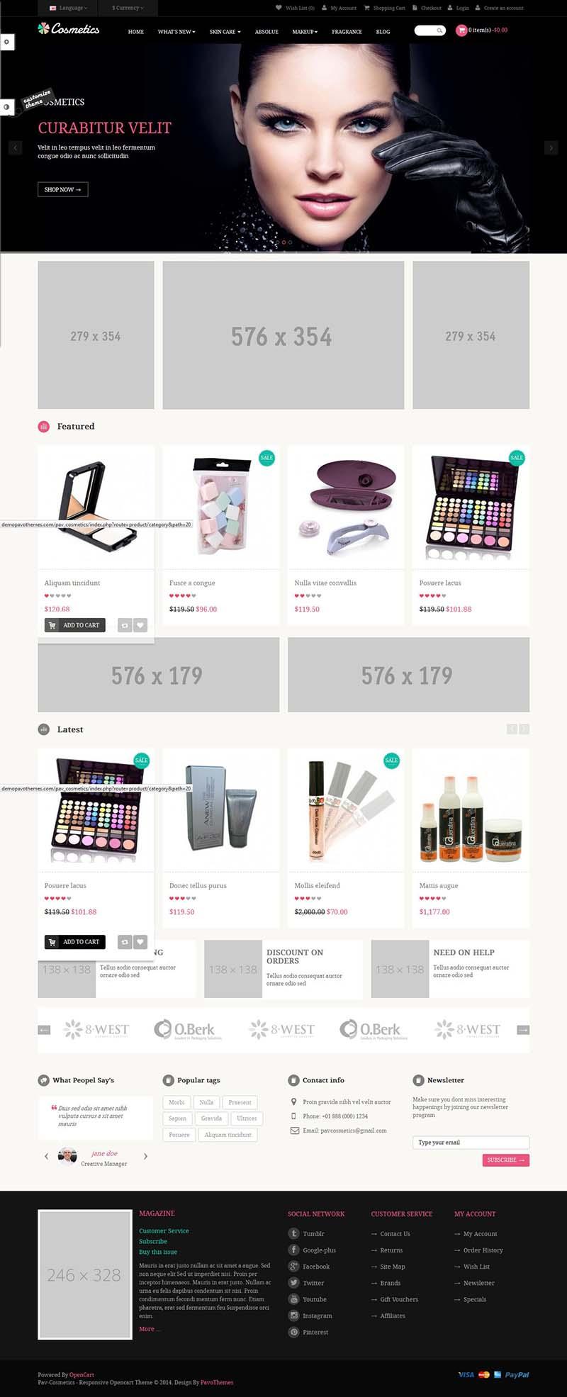 Pav Cosmetics