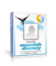 Online Memorials Directory Joomla Component