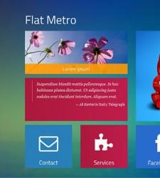 Flat-Metro