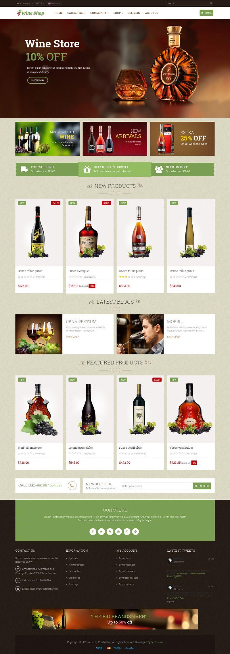 Leo Wine