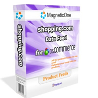 osCommerce shopping Data Feed