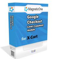 x-Cart Google Checkout payment module