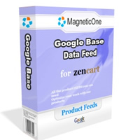 Zen Cart Google Base Data Feed